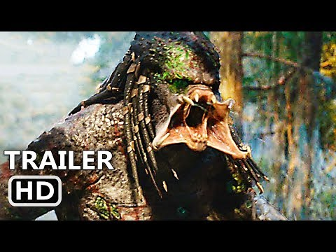 Download THE PREDATOR Final Trailer (NEW 2018) Action Movie HD HD Video