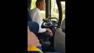 очень нежный водитель