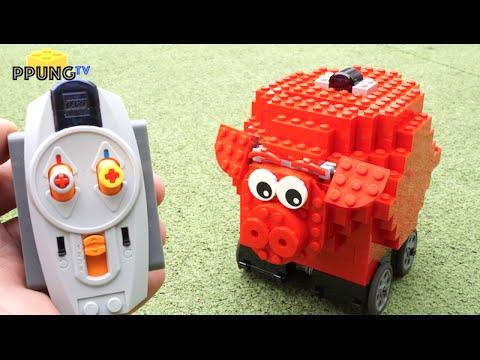 Vidéo LEGO Saisonnier 40155 : Tirelire-cochon