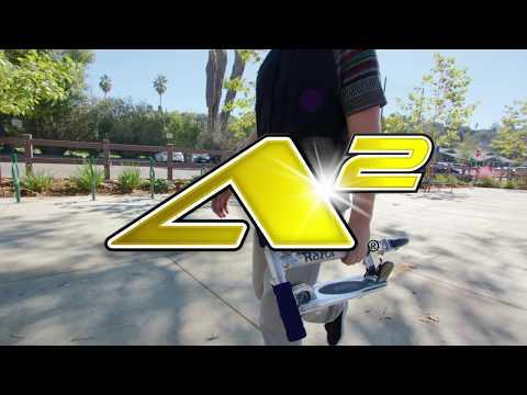 Razor A2 Kick Scooter Ride Video