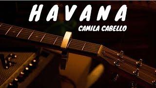 Camila Cabello - Havana [Guitar Karaoke Version]