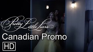 """Эшли Бенсон, Pretty Little Liars- 6x10 Canadian Promo """"Game Over, Charles"""""""