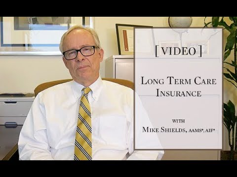 Why We Might Need Long Term Care