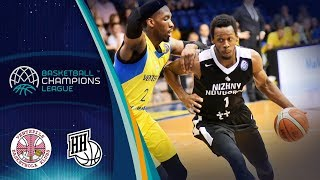 Ventspils v Nizhny Novgorod - Highlights - Basketball Champions League 2018-19