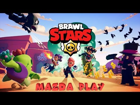 BRAWL STARS И MAZDA PLAY / ИГРА С ПОДПИСЧИКАМИ