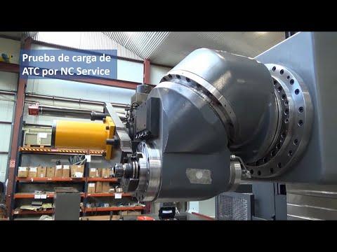 Prueba de carga de ATC por Nicolás Correa Service