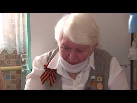 Жительница блокадного Ленинграда получила сертификат на улучшение жилищных условий