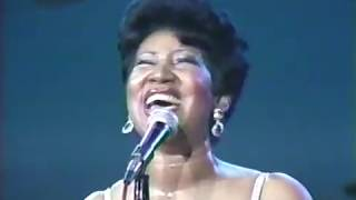 AIN'T NO WAY-ARETHA FANKLIN-LIVE