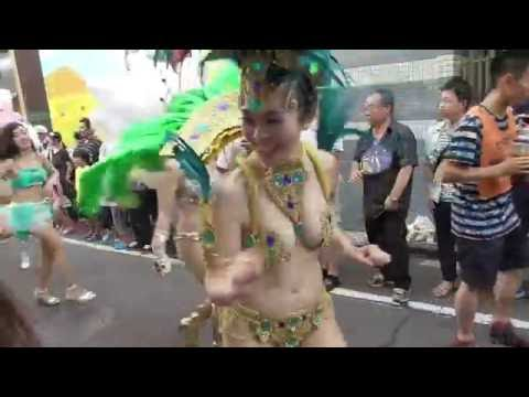 TIL Japan has Brazilian Carnivals...