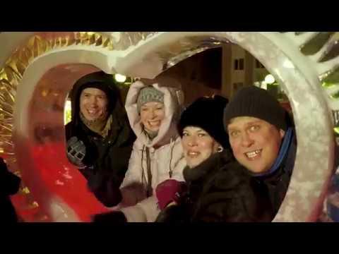 «Новогоднее караоке от нерюнгринцев» покоряет YouTube