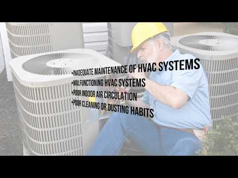 Hvac Atlanta - Maintaining Good Indoor - Air Quality Cleaning your HVAC Air Ducts