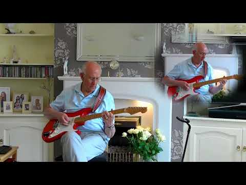 Wake up little Susie - The Everly Brothers - Instrumental cover by Dave Monk