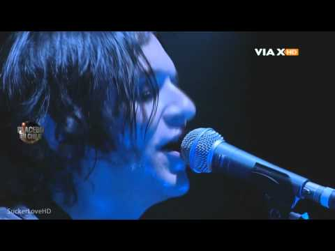 Placebo - Breathe Underwater [Movistar Arena Chile 2010] HD