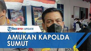 Kapolda Sumut Ngamuk karena Tak Ada Petugas Jaga saat PPKM Darurat di Medan: Ke Mana Semalam?