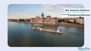 Thurgau Travel - An Bord der MS Antonio Bellucci