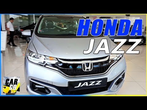 2017 HONDA JAZZ Facelift / Interior / Exterior Walkaround