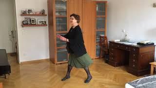 Ballett Übung 5 für Kinder 5-6 Jahre
