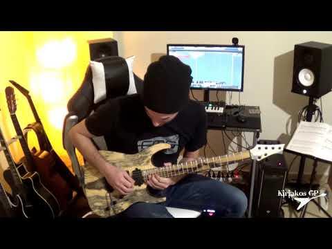 Kiriakos GP – Stratovarius – Winter Skies (Guitar Solo Cover)