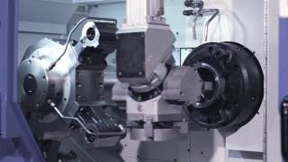 Murata Machinery USA, Inc. – MW200 Twin Spindle CNC Turning Machine