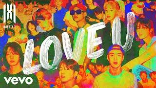 Monsta X - LOVE U (Audio)