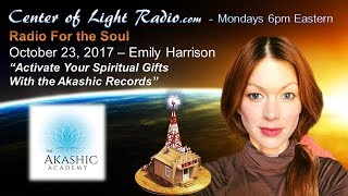 """Activate Your Spiritual Gifts with the Akashic Records"""