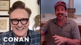 #ConanAtHome: Adam Sandler Full Interview - CONAN on TBS