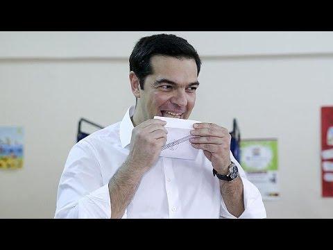 Η Ελλάδα αποφασίζει – Α. Τσίπρας: «Κανείς δεν μπορεί να αγνοήσει τη βούληση ενός λαού»