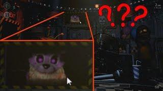 Twisted Bonnie Was Found In FNAF 7 Ultimate Custom Night?!