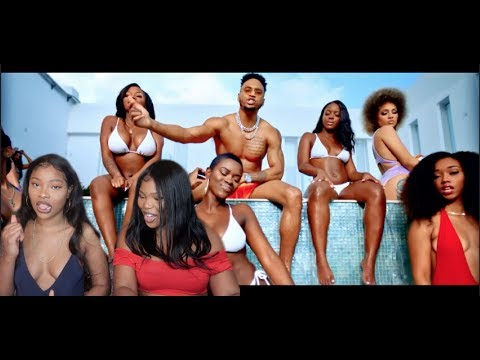 Trey Songz Chi Chi Feat Chris Brown Official Music Video Reaction Nataya Nikita