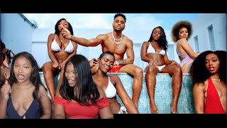 Trey Songz - Chi Chi feat. Chris Brown [Official Music Video] REACTION | NATAYA NIKITA