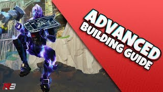 Fortnite Advanced Building Tips | How To Become A Master