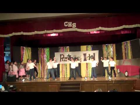 Collinsville Elementary Talent Show Grease