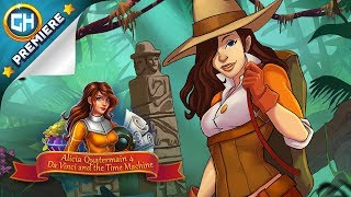 Alicia Quatermain 4 - Da Vinci and the Time Machine Platinum Edition video