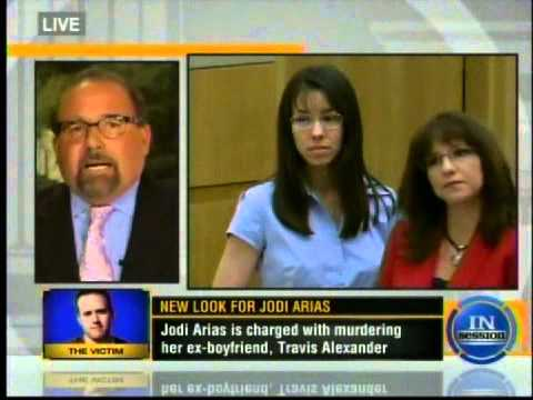 Criminal Defense Attorney Meg Strickler discussing the #jodiarias trial on In Session