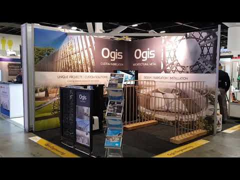 Ogis Stand at DesignBuild 2019