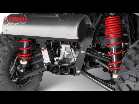 2020 Yamaha Wolverine X4 850 in Trego, Wisconsin - Video 6