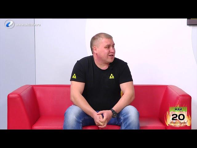 Гость программы «Новый день» Владислав Арестов