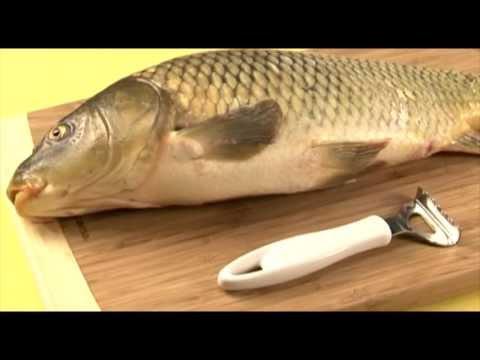 Уред-почистване на риба Tescoma Presto