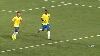 SUL-AMERICANO SUB-20 2019: Melhores Momentos De BRASIL 1 X 0 ARGENTINA