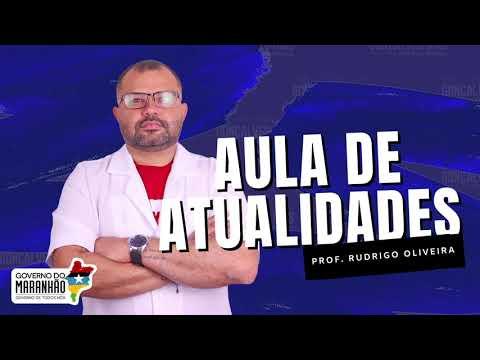 Aula 01 | Biomas do Brasil - Parte 01 de 04 - Atualidades