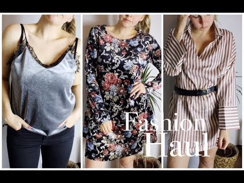 FASHION TRY ON HAUL