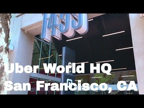 🚗 🚕   Uber San Francisco Office Headquarters - 1455 Market St, San Francisco, CA