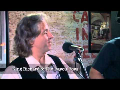 King Richard & The Bayou Boys