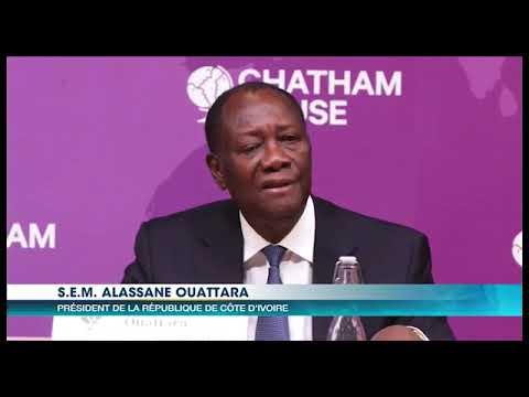 Economie : Le Président Alassane Ouattara se prononce sur l'Eco