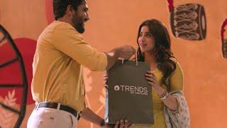 Trends - Pujo with Vicky Kaushal & Janhvi Kapoor