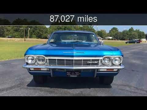 Video of '65 Impala - MBYX