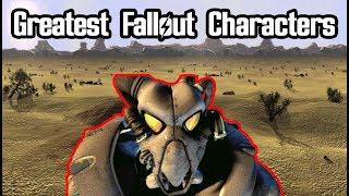 Fallout Fives - Greatest Fallout Characters