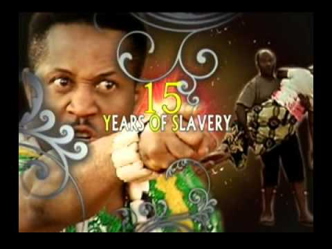 15 years  of slavery