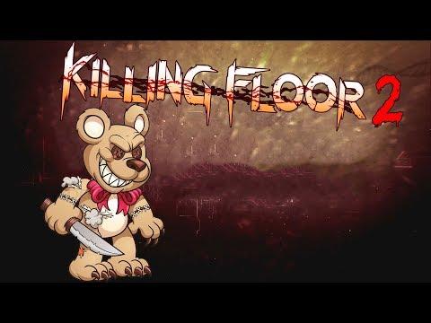 Killing Floor 2 - Nová mapa, nová řežba | Livestream záznam
