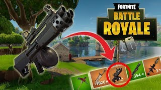 NEW LEAKED FORTNITE WEAPON!!!    FortNite Battle Royale Top Funny Moments and plays #4